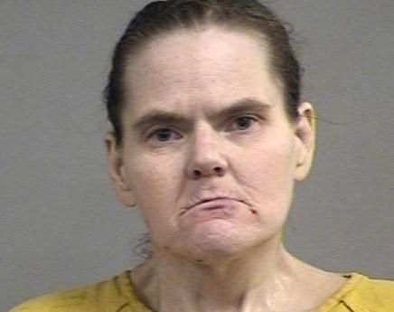 Melissa Self (Source: Louisville Metro Corrections)