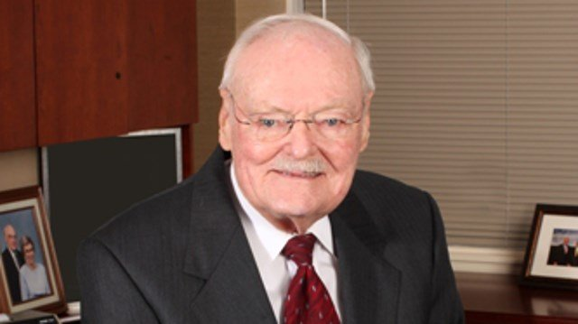 A 2012 photo of Sam Swope. Courtesy: Swope Auto Group