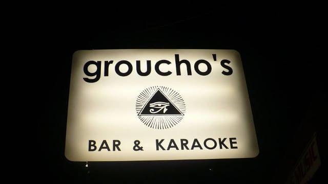 Image courtesy Groucho's Bar & Karaoke Facebook page.