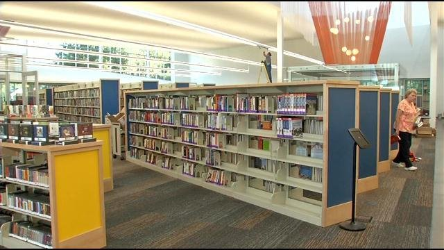 The city's making plans to build a second, regional library near Jefferson Mall.