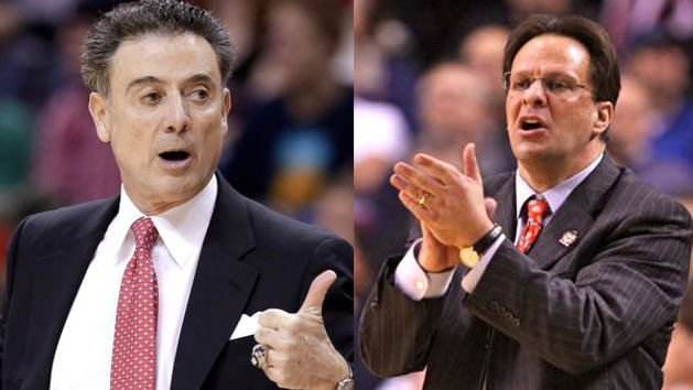 Rick Pitino's offer to play Indiana in Louisville deserves more discussion.