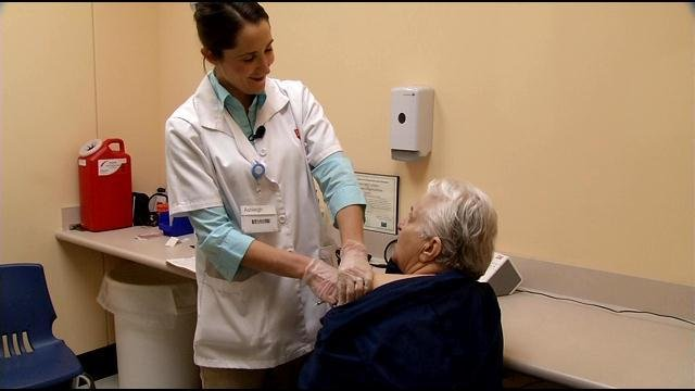 McLennan County sees spike in flu cases