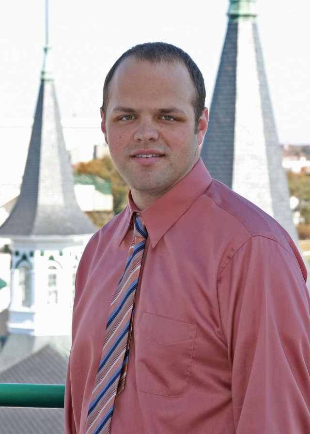 Travis Stone (2008 Churchill Downs photo)