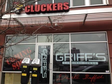 Griff's, 323 W. Cardinal Blvd.
