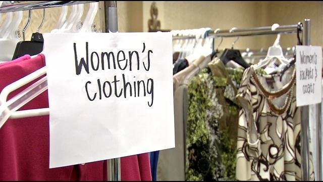The Wayside Christian Mission has transformed the Hotel Louisville location into a mall for families in need.