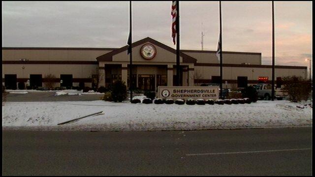 The Shepherdsville Government Center (file).