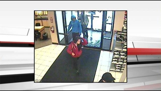 Two of the three suspects in the video were already apprehended.