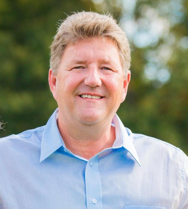 Photo courtesy of votejohnnybell.com
