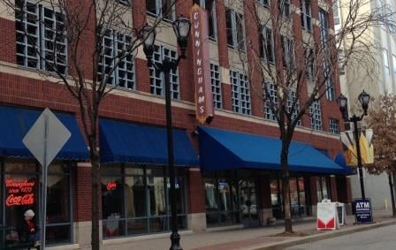 The former Cunningham's at 630 S. 4th Street (Kentucky Commercial Real Estate Alliance)
