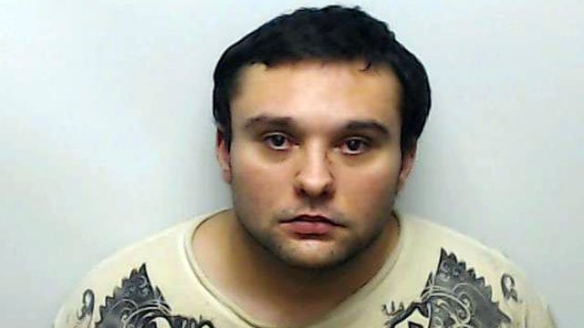 Christopher Bruck (Source: Clark County Detention Center)