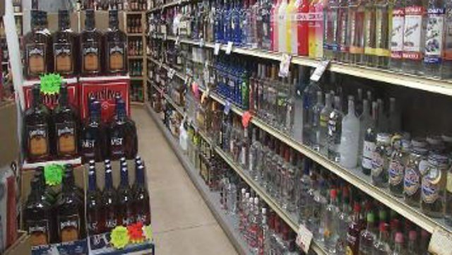 There are three fully licensed venues in the city selling beer and liquor.