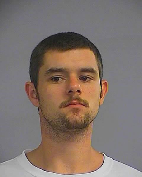 Nicholas Barker (Source: Louisville Metro Corrections)
