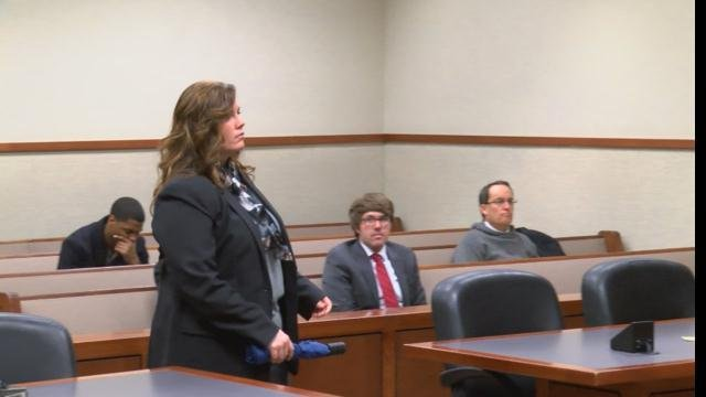 Leslee Wagner is charged with two counts of felony perjury and two counts of false swearing.