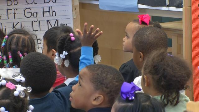 Prekindergarten students in JCPS (WDRB News file photo)