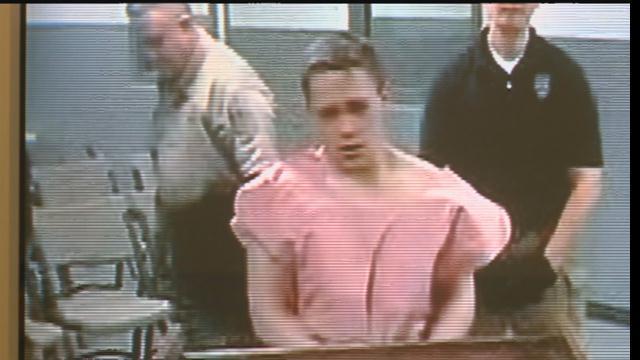 Austin Allen, 18, was arraigned for murder on Jan. 16.