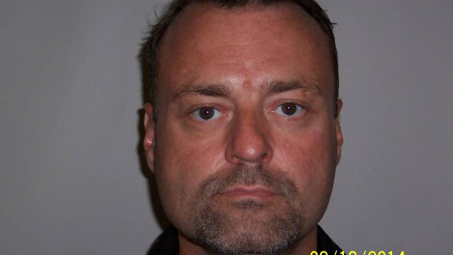 Police say Scott Ray was taken into custody.