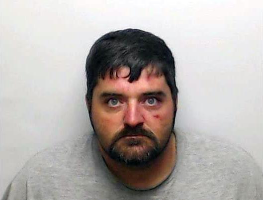 Michael McDowell (Source: Clark County Jail)