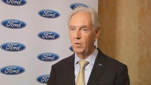Ford VP John Fleming
