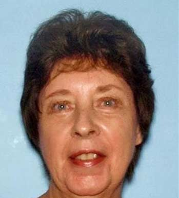 (AP Photo/Courtesy of the Cobb County Police Department). This photo provided Monday, Jan. 26, 2015, by the Cobb County Police Department, shows June Runion, of Marietta, Ga.