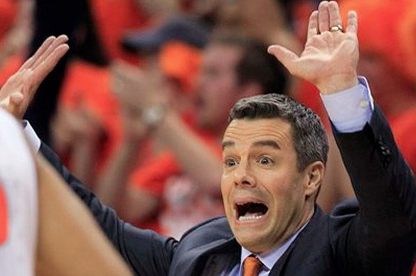 Virginia coach Tony Bennett does not have any McDonald's all-Americans.