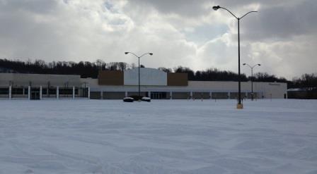 Former Kmart at 4915 Dixie Highway (WDRB)