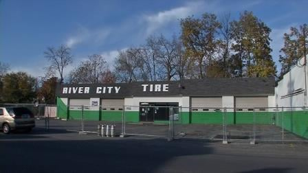 River City Tire building 2235 Frankfort Ave