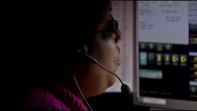 On a daily basis Therese Brandon, a MetroSafe Call Taker, deals with emergency situations.