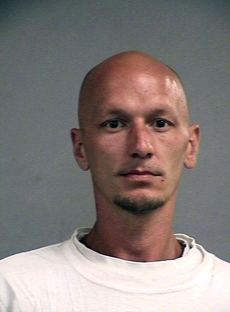 James Michael Dewitt (Source: Louisville Metro Corrections)