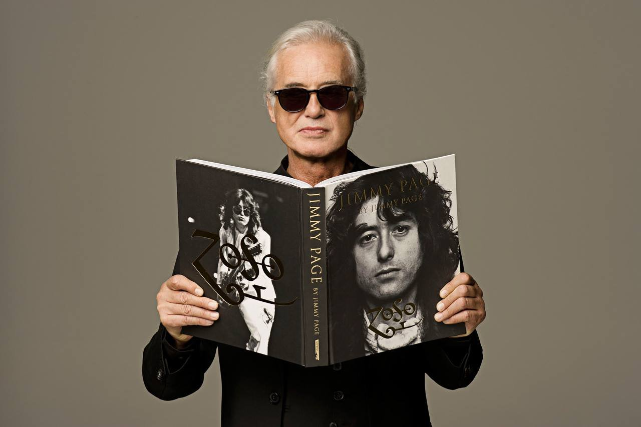 Led Zeppelin co-founder Jimmy Page
