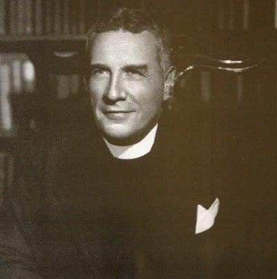 Rev. Sam Shoemaker (Courtesy: Pittsburgh Post Gazette)