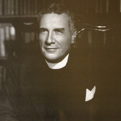 Rev. Sam Shoemaker (Courtesy: Pittsburgh Post Gazette)