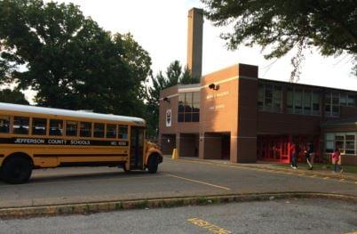 Waggener High School (Photo by Toni Konz)