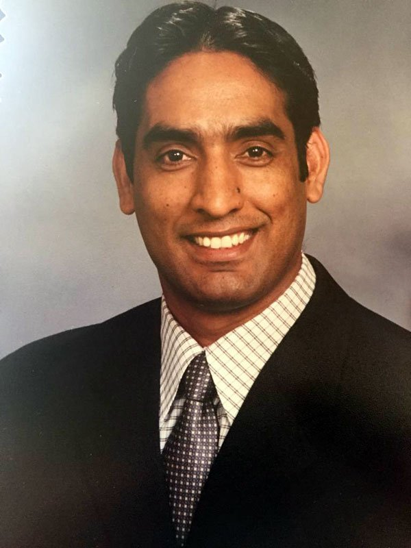 Mukhtar Ahmad (Photo provided by family)