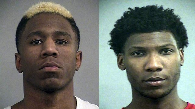 Jalen Tilford and Tyvon Walker were also charged in connection to the same event, but were not originally released on home incarceration.