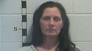 Melissa Coulter (Photo by: The Shelby County Detention Center)