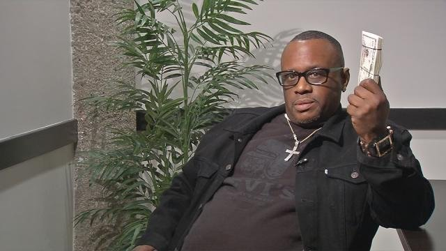 """""""You came to get my son for some money. I have a $25,000 reward cash and I will pay,"""" said Robert Robinson Senior in an interview with WDRB on Friday."""