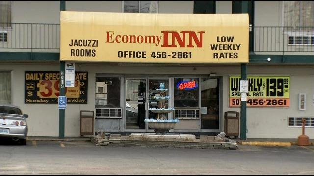 The troubled Economy Inn on Bardstown Road is one week from an inspection that will determine whether it stays open or closes.