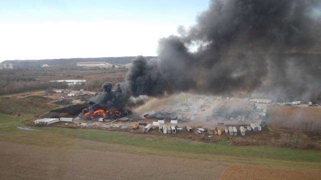 Source: Louisville Metro Arson investigation