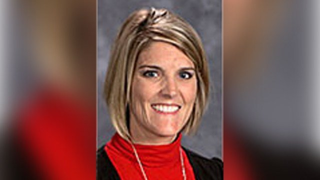 Addie Adwell, teacher at Luhr Elementary (Photo courtesy of the school)