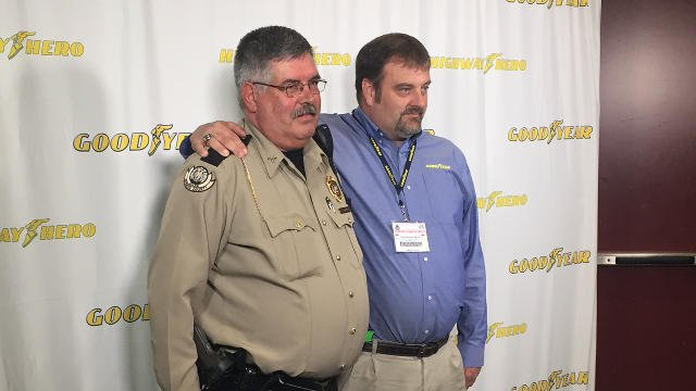 Darrell Herndon (Left) and Clinton Blackburn.