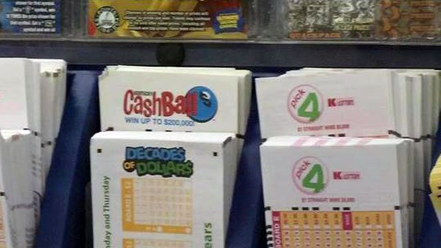 A winning lottery ticket worth $200,000 has been sold in Louisville.