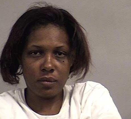 Neona Crumble faces several charges, including assaulting police and EMS workers. (Source: Louisville Metro Department of Corrections)