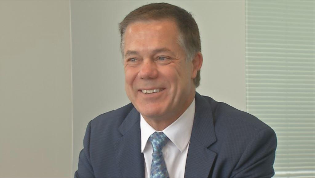 GLI CEO Kent Oyler