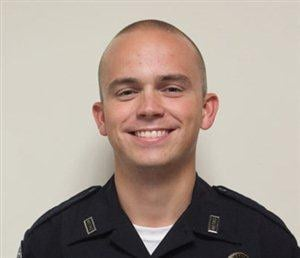 Officer Zachary Cooke (Courtesy: Louisville Metro Police)