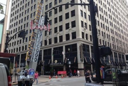 The Starks building (Chris Otts WDRB)