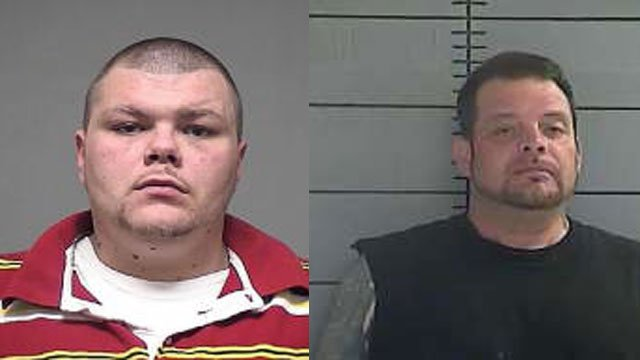Solomon Slinker and Perry Jack Probus, Jr. (Source: La Grange Police Department)