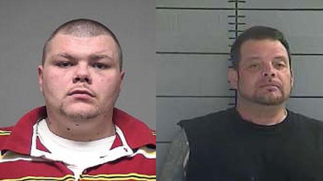 Solomon Slinker and Perry Jack Probus, Jr. (Source: La Grange Police Department)