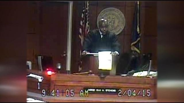 During a sentencing hearing in February 2015, Judge Olu Stevens took offense at statements made by the victims of a home invasion and has now come under fire for comments he made.