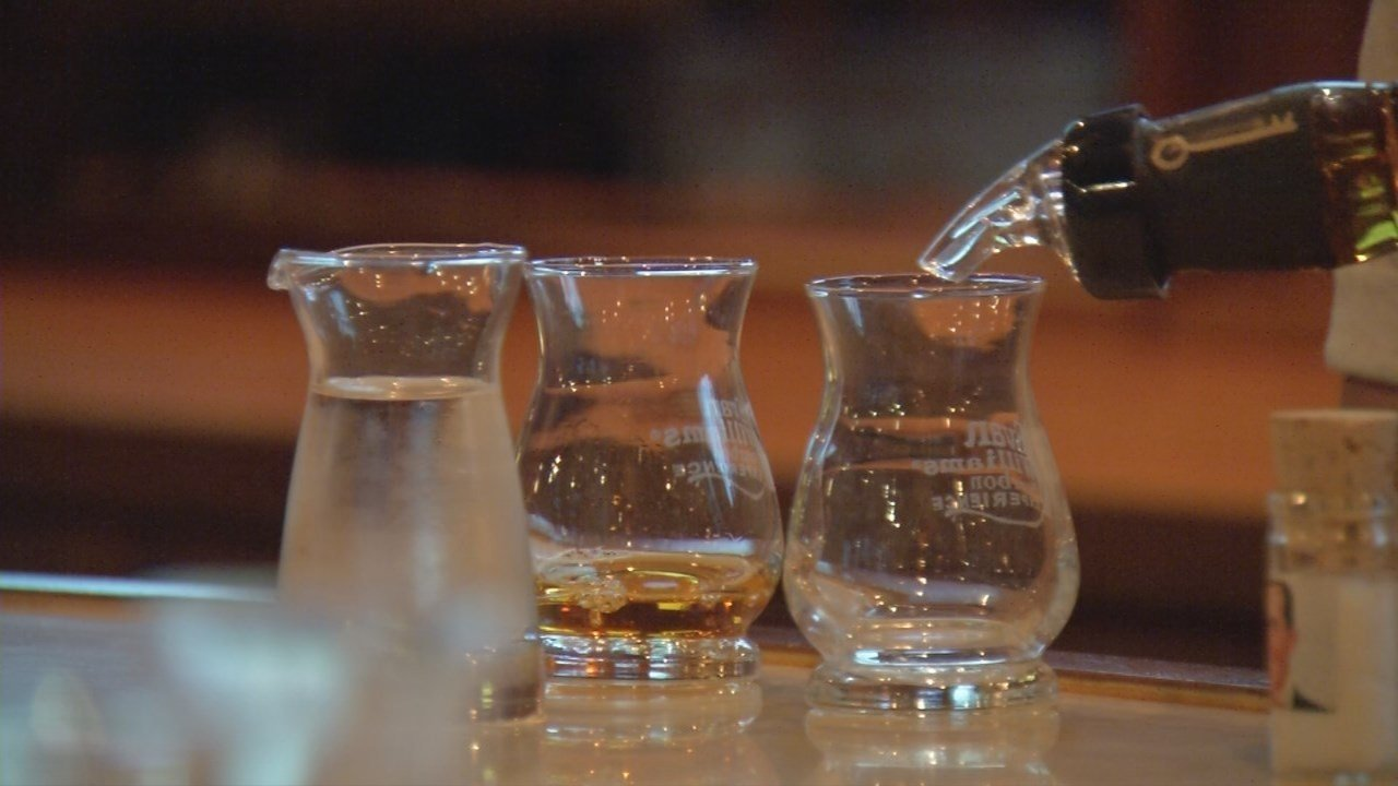 Once renovations are completed this summer, leaders say the 12,000 square foot facility will become a destination for all bourbon lovers.