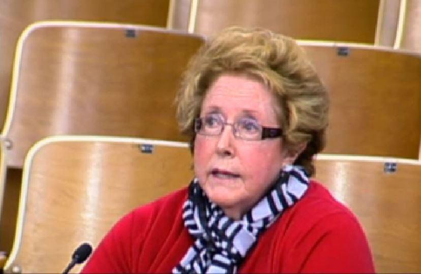 Ramsey Chief of Staff Kathleen Smith